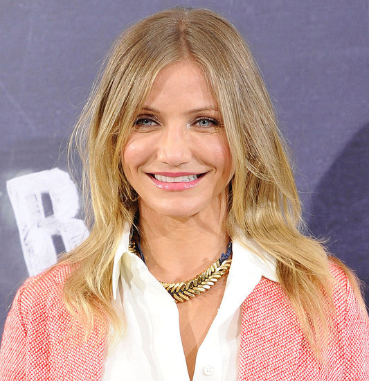 cameron diaz hair colour. but Cameron Diaz makes it